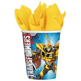 Transformers 9oz Cups (8 Pack)