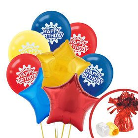 Transformers Balloon Bouquet Kit