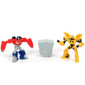 Transformers Cake Toppers (3 Pieces)