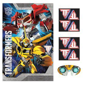 Transformers Party Game (Each)