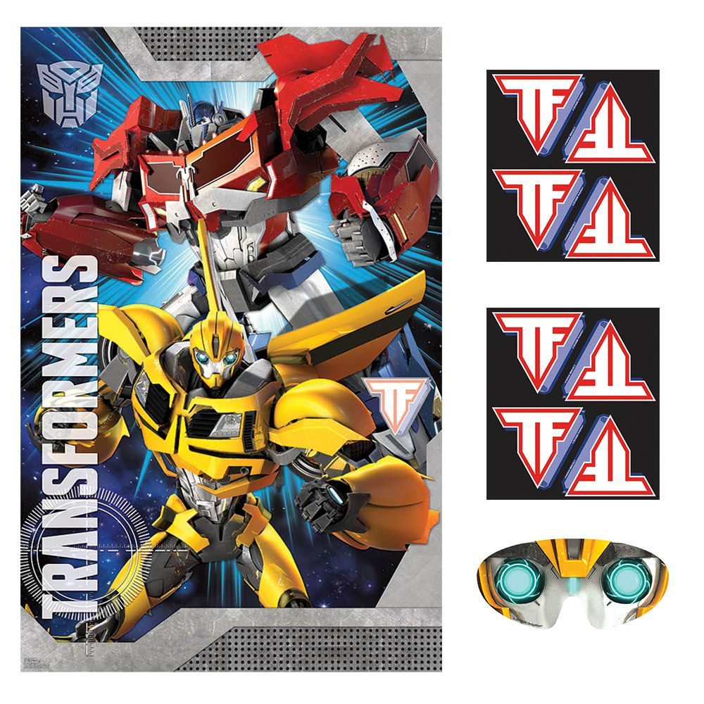 Transformers Party Game (Each) BB271413