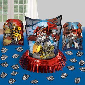 Transformers Table Decorating Kit (Each)
