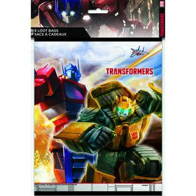 Transformers Treat Bags (8)