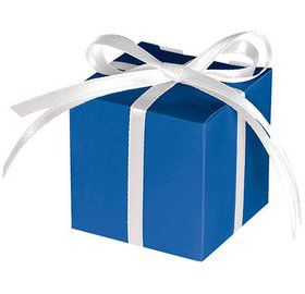 Treat Boxes Blue (12 Pack)