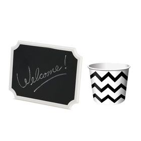 Treat Cup Chalkboard Sign
