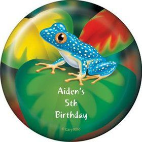 Tree Frog Personalized Magnet (each)