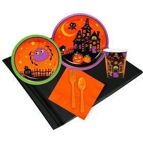 Trick or Treat Halloween Party Pack 24