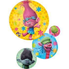 "Trolls 28"" Shape Balloon"