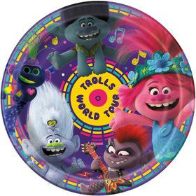 Trolls Lunch Plates (8)