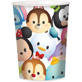 Tsum Tsum 16oz Plastic Favor Cup (Each)