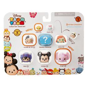 Tsum Tsum 9 Pack Figures Assorted