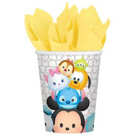 Tsum Tsum 9oz Cups (8 Count)