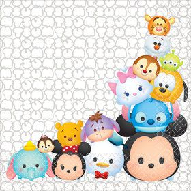 Tsum Tsum Luncheon Napkins (16 Count)