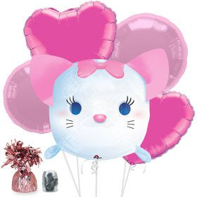 Tsum Tsum Marie Cat Balloon Bouquet Kit