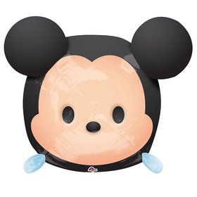 "Tsum Tsum Mickey Mouse 19"" Balloon (Each)"
