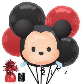 Tsum Tsum Mickey Mouse Balloon Bouquet Kit