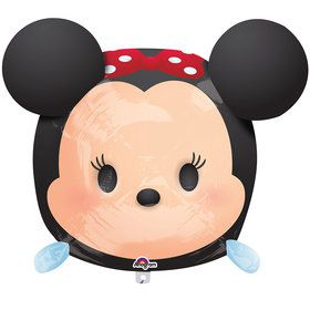 "Tsum Tsum Minnie Mouse 19"" Balloon (Each)"