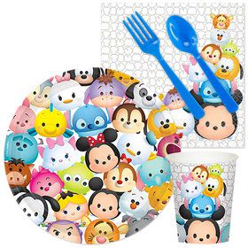 Tsum Tsum Standard Tableware Kit (Serves 8)