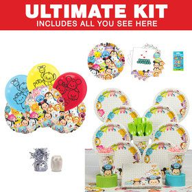 Tsum Tsum Ultimate Tableware Kit (Serves 8)