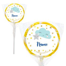 "Twinkle Little Star Personalized 2"" Lollipops (20 Pack)"