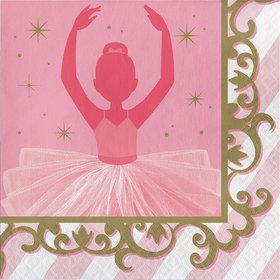 Twinkle Toes Luncheon Napkin (16)