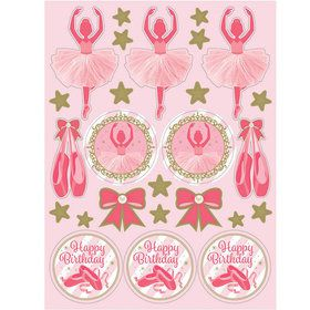 Twinkle Toes Value Stickers (4)
