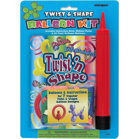 Twist-N-Shape Balloon Kit (Each)