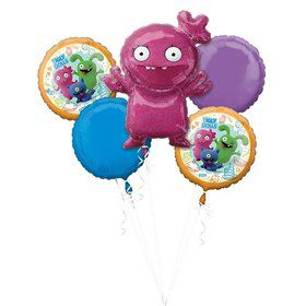 Ugly Dolls Balloon Bouquet