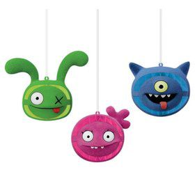 Ugly Dolls Movie Honeycomb Hanging Decorations