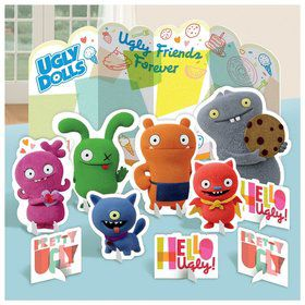 Ugly Dolls Movie Party Table Decorating Kit