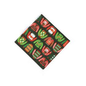 Ugly Sweater Beverage Napkins (16)