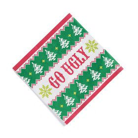Ugly Sweater Luncheon Napkins (16)