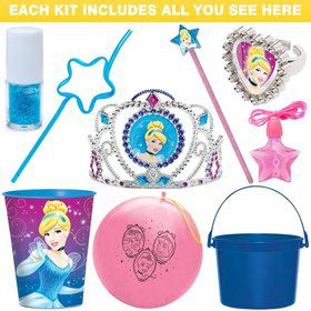 Ultimate Cinderella Party Favor Kit