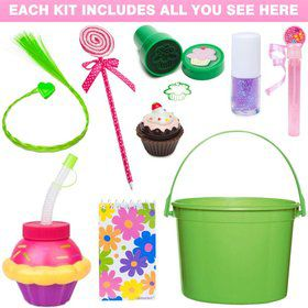 Ultimate Cupcake Party Favor Kit