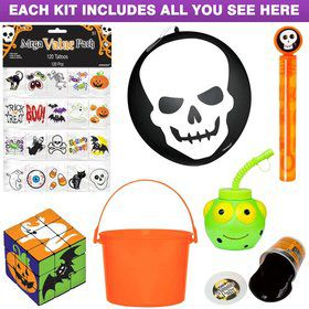 Ultimate Halloween Favor Kit