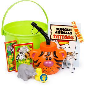 Ultimate Jungle Birthday Party Favor Kit