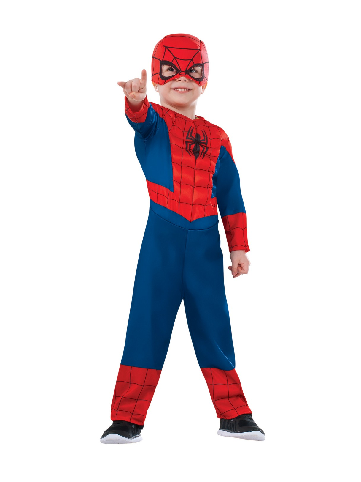 Spiderman Toddler Costume R620009-2T