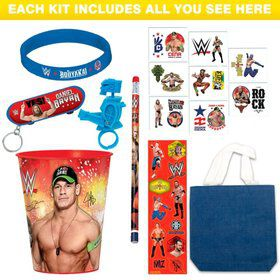 Ultimate WWE Favor Kit (For 1 Guest)