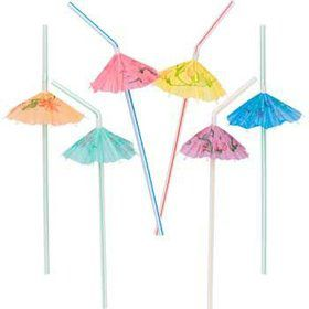 Umbrella Straws (25-pack)