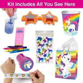 Unicorn Deluxe Favor Goodie Bag