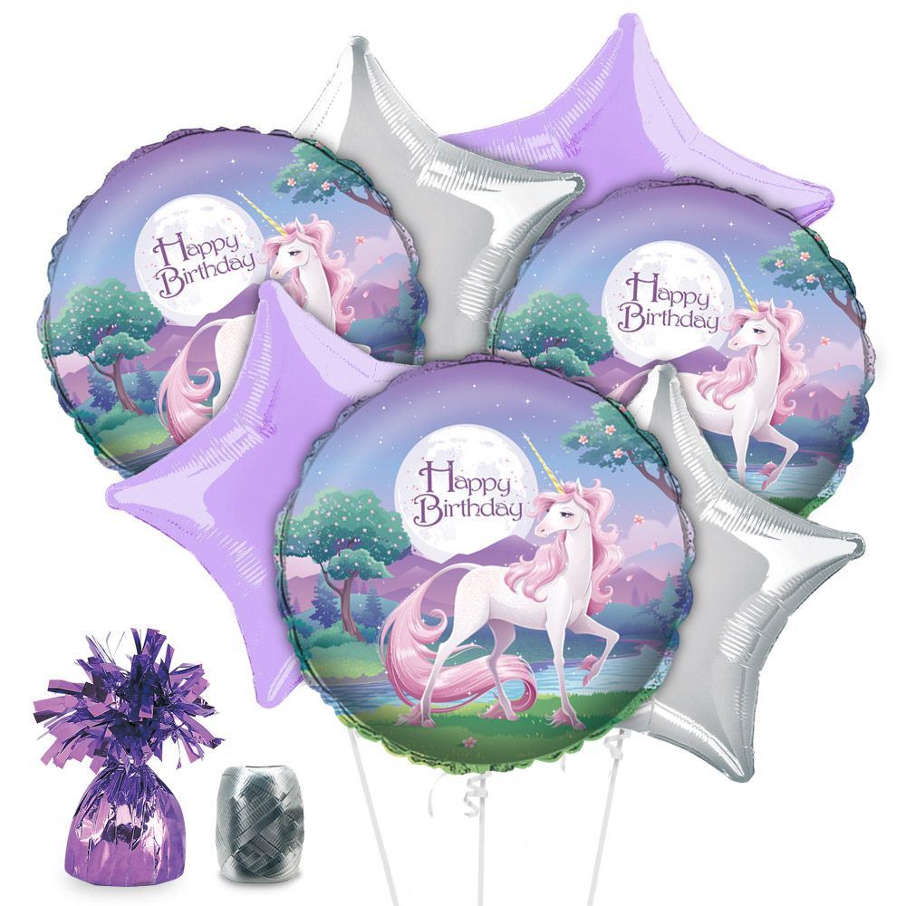 Unicorn Fantasy Balloon Kit (Each) BBBK172