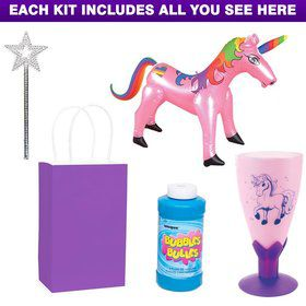 Unicorn Fantasy Favor Kit (For 1 Guest)