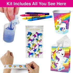 Unicorn Favor Goodie Bag