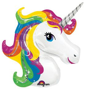 Unicorn Jumbo Foil Balloon
