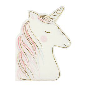 Unicorn Lunch Napkin (16)