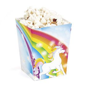 Unicorn Popcorn Boxes (24)