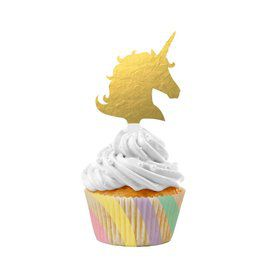 Unicorn Sparkle Cupcake Kit (12)