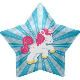 "Unicorn Starburst 22"" Balloon (each)"