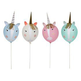 Unicorns Balloon Kit