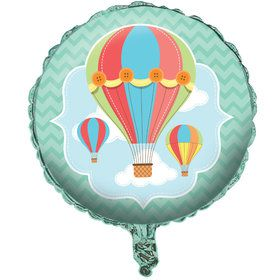 "Up, Up, & Away 18"" Foil Balloon"